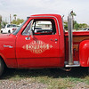 Dodge 1979  Lil' Red Express Truck side lf