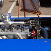 Bonneville car V4TBFS 27T engine side rt