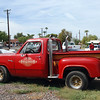 Dodge 1979  Lil' Red Express Truck rr lf