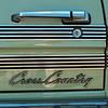 AMC 1966 Ambassador 990 SW tailgate detail