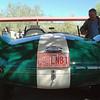 Arnolt Bristol 1954 Bolide rear