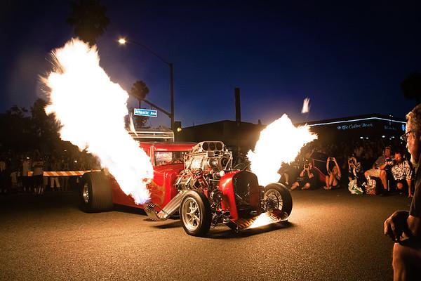2012 Bixby Knolls Dragster Show