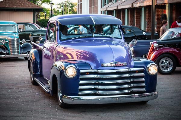 1951 Chevrolet Pickup 3600
