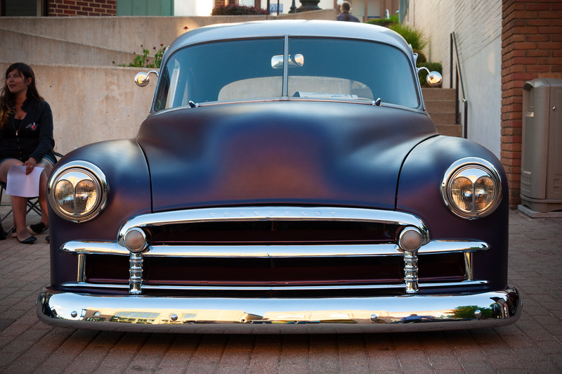 "1950 Chevy Coupe ""Rat Rod"""