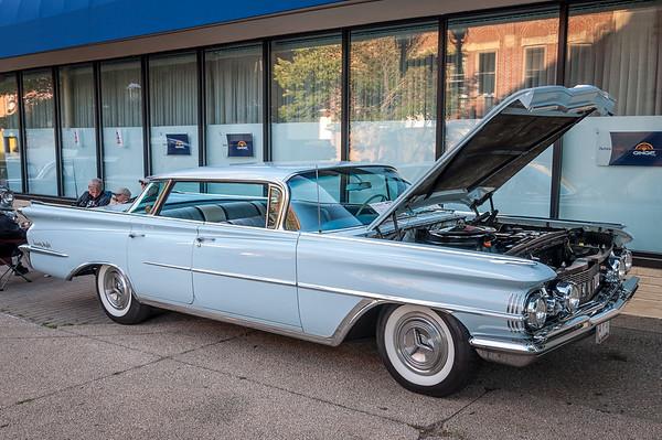 1959 Oldsmobile Ninety Eight