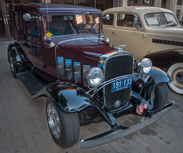 1932 Chevy and 1937 Buick