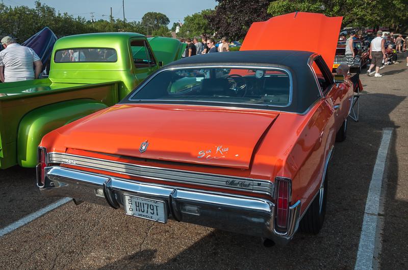 1972 Monte Carlo SS