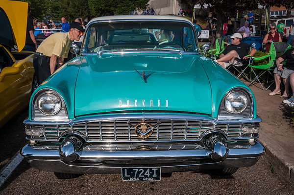 Car Photo - 1955 Packard