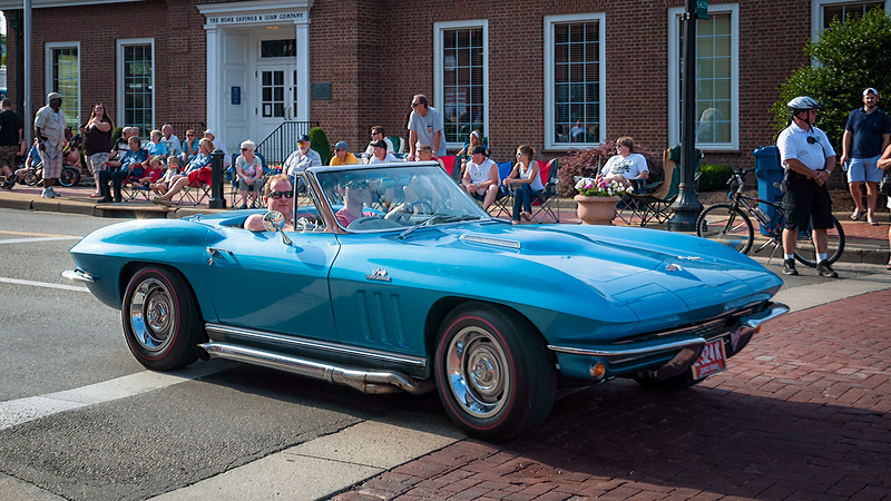 1966 Corvette Roadster