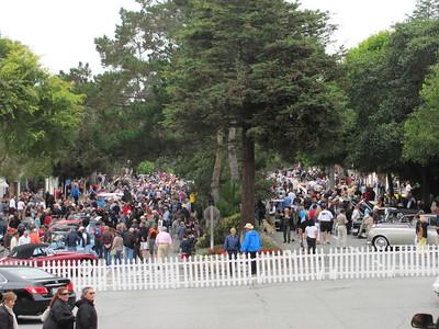 2012 Concours on the Avenue Carmel CA.
