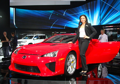 2012 Detroit International Auto Show, January 18, 2012
