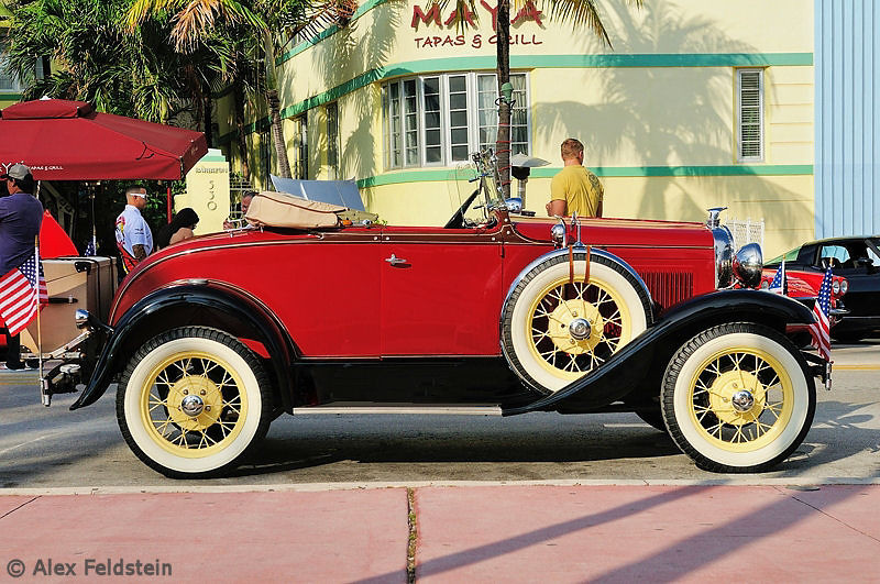 1931 Ford Roadster Model A