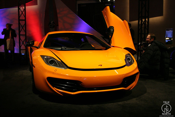 2012 NAIAS-The Gallery
