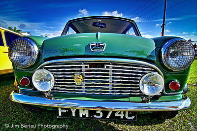 2012 British Car Show at Palm Beach International Raceway in Jupiter, FL.