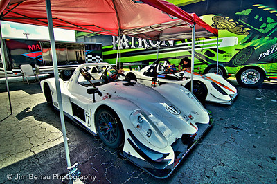 At the Palm Beach International Raceway in Jupiter FL, Feb. 18, 2012.