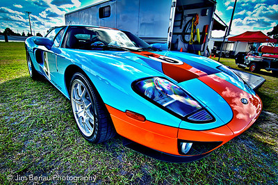 Fort GT. At the Palm Beach International Raceway in Jupiter FL, Feb. 18, 2012.
