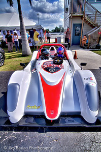 Rides for charity benefiting the Boys and Girls Club of Palm Beach County at the Palm Beach International Raceway in Jupiter, FL.