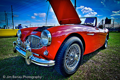 Palm Beach Grand Prix James Beriau - Car show jupiter fl