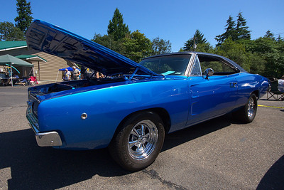St. Helens Elks Cruise-In Charger