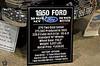 1950 Ford 2 Door Standard
