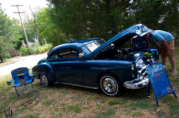 2012 Smoky Valley Classic Car Show