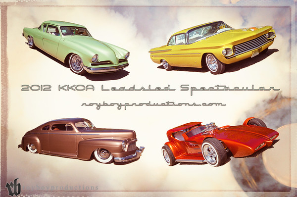 2012 KKOA Leadsled Spectacular
