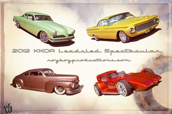2012 KKOA Leadsled Spectacular