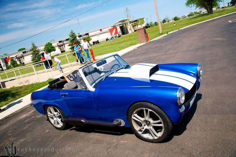 Taken at the 2012 Salina Tech Vehicle Extravaganza in Salina, KS