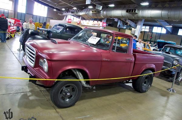1962 Studebaker Pickup Gasser
