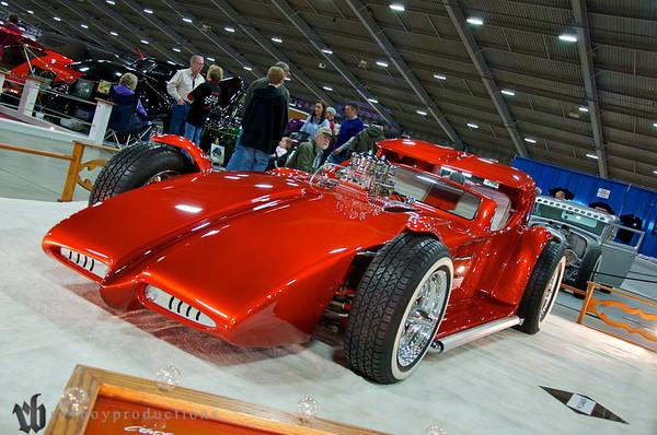 2012 Darryl Starbird Exotic Car Show Tulsa
