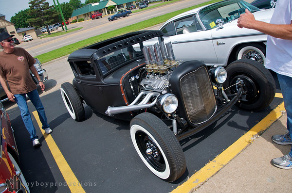 Rick's 31 Model A Coupe