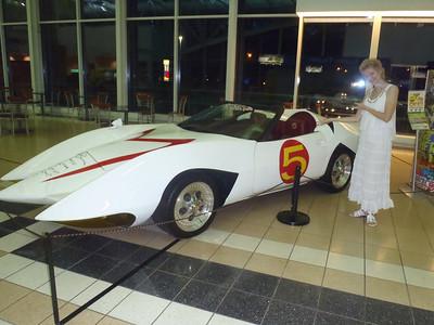 053 Speed Racer's car The Mach5