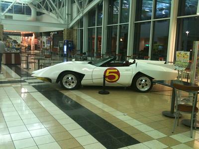 073 Speed Racer's car The Mach5