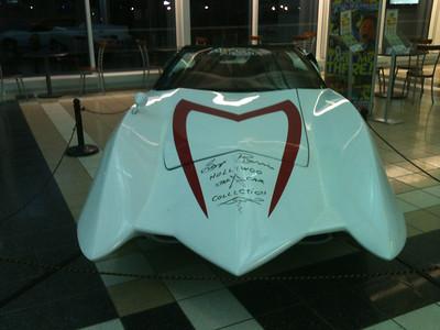 071 Speed Racer's car The Mach5