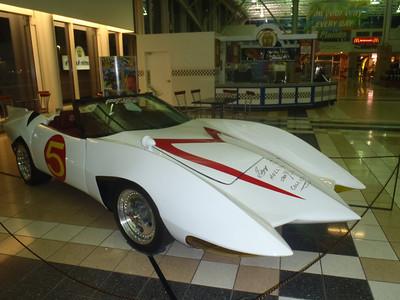 047 Speed Racer's car The Mach5