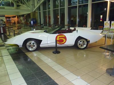 054 Speed Racer's car The Mach5