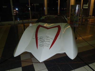 050 Speed Racer's car The Mach5
