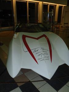 048 Speed Racer's car The Mach5