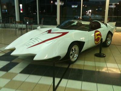 067 Speed Racer's car The Mach5