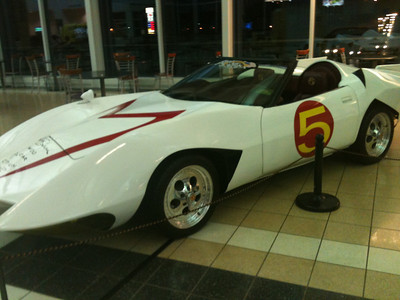 066 Speed Racer's car The Mach5