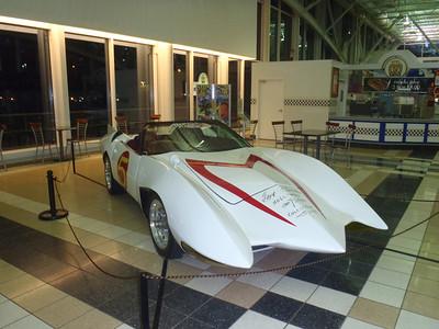 046 Speed Racer's car The Mach5
