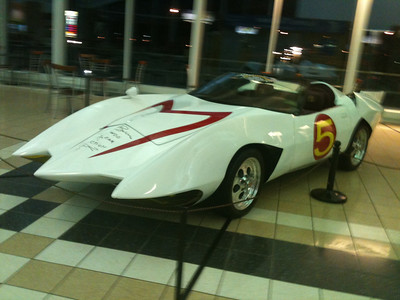 070 Speed Racer's car The Mach5
