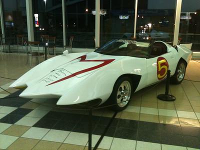 069 Speed Racer's car The Mach5