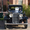 Chevrolet 1931 coach front