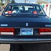 Bentley 1980-92c Mulsanne rear