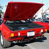 De Tomaso Pantera 1972 rr lf deck open