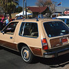 AMC 1978 Pacer wagon rr lf