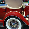 Auburn 1934 Model 1250 trunk lf