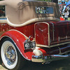 Auburn 1934 Model 1250 trunk rr lf
