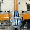 Boeing B17G rear